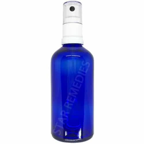 Sprays with atomizer